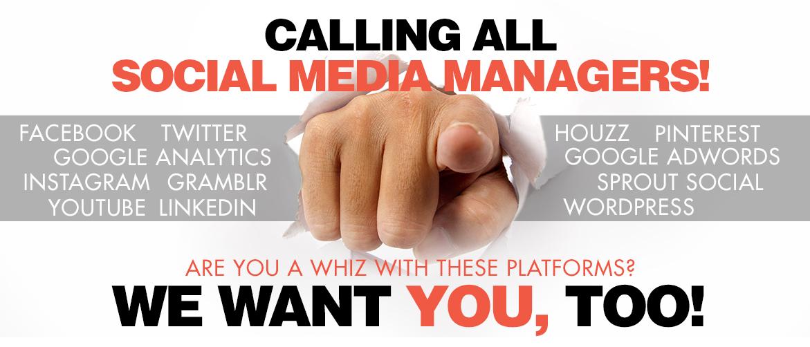 social media jobs, social media careers, social media community coordinator