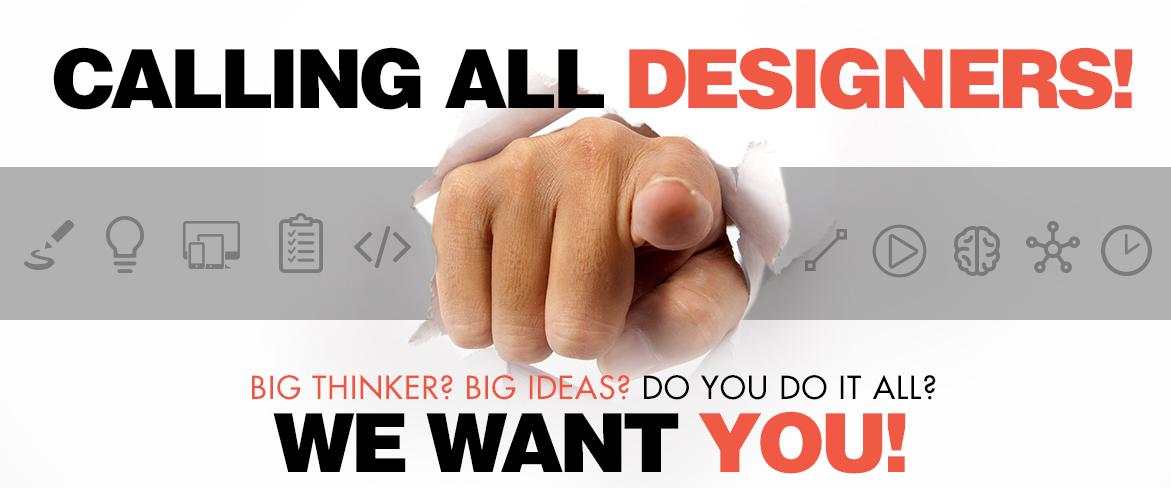 graphic design jobs, graphic design careers, TRUEdotDESIGN careers